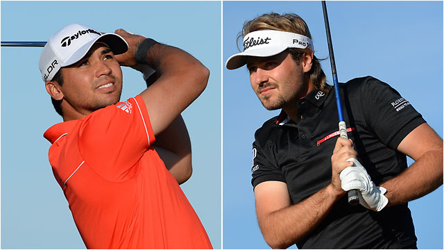 Jason Day, Victor Dubuisson