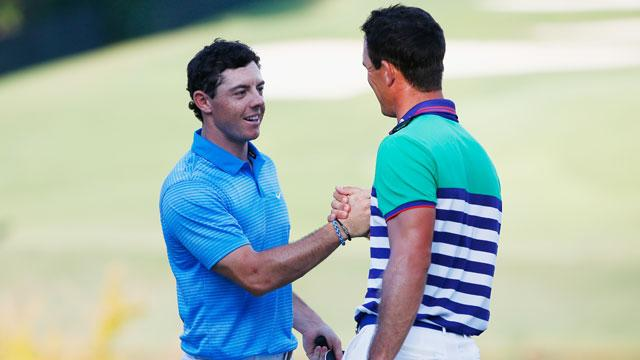Rory McIlroy, Billy Horschel